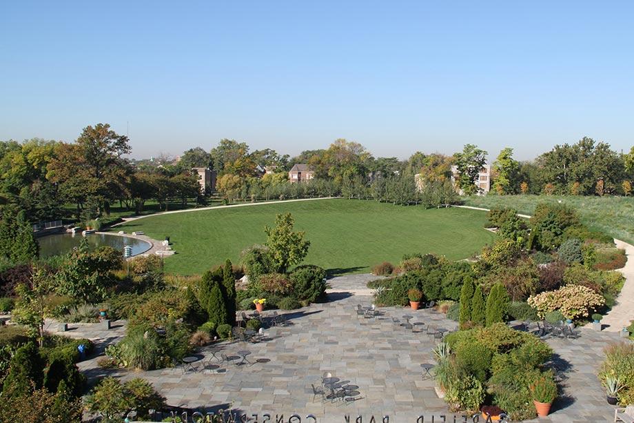 City Garden Garfield Park Conservatory